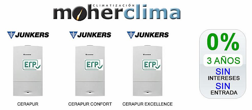 Calderas gas junkers el mejor precio de calderas gas - Precio caldera gas ...